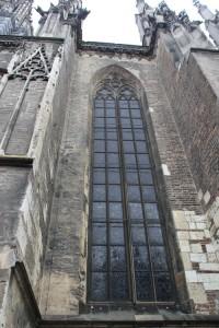 Gotisches Spitzfenster Ulm