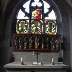Kapellenaltar Ulmer Muenster