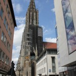 Muenster Ulm Turm