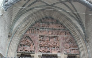 Portal Dekoration Muenster Ulm