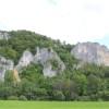 Rabenfelsen Donautal