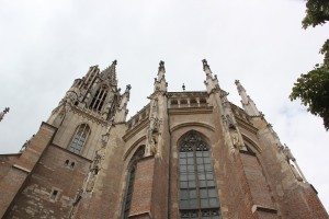 Turm Muenster Ulm