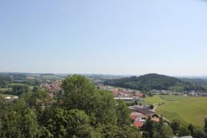 Blick auf Neuravensburg