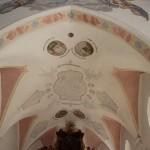 Decke Apsis St Gallus Unterschwarzach