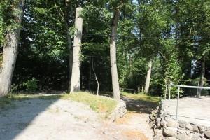 Ehemaliger Burghof Neuravensburg