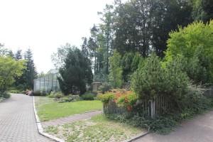 Klostergarten Brandenburg Iller