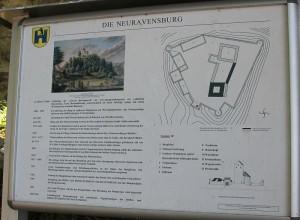 Lageplan Neuravensburg