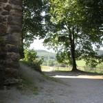 Torhaus Ruine Neuravensburg