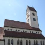 Turm Kirche Unterschwarzach