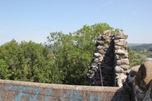 Turmplateau Burg Neuravensburg