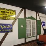 Alte Schilder im Automuseum Wolfegg