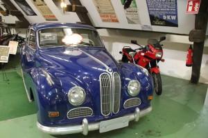 BMW 501 A 1954