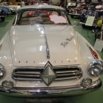 Borgward Isabella Coupe 1958