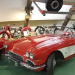 Corvette Chevrolet 1961 Wolfegg
