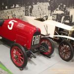 Fiat Rennwagen