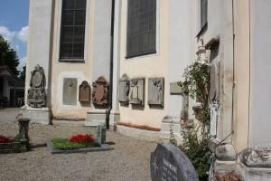 Friedhof Stefansfeld Kapelle Salem