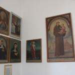 Heiligenbilder Kreuzkapelle Bad Saulgau
