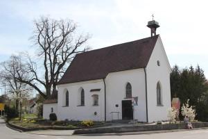 Kreuz- oder Schwedenkapelle Bad Saulgau