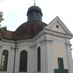 Kuppeldach Stefansfeld Kapelle Salem