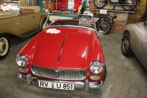 MG Midget 1962