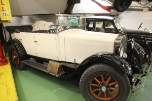 Mercedes Benz SSK Replica 1929 Wolfegg