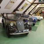 Oldtimer Automuseum Wolfegg