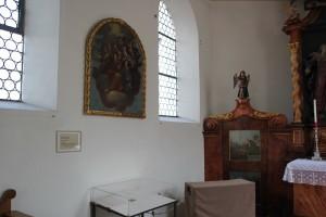 Perikopenbuch Kreuzkapelle Bad Saulgau