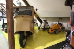 Seifenkisten Automuseum Wolfegg
