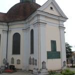 Stefansfeld Kapelle Salem mit Friedhof