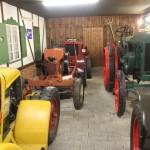 Traktoren im Automuseum Wolfegg