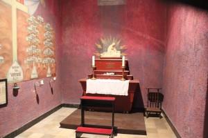 Altar Kriegsgefallene Kirche Baienfurt