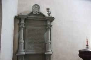 Epitath Kloster Reichenau