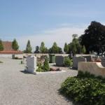 Friedhof ehemals St Johann Kloster Reichenau