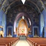 Innenraum Kirche Baienfurt