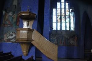 Kanzel Kirche Baienfurt