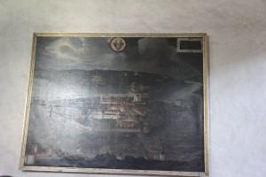 Kloster im Mittelalter Gemaelde Kloster Reichenau