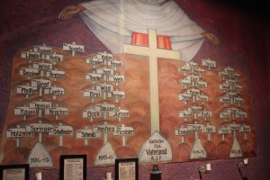 Liste Kriegsgefallene Kirche Baienfurt
