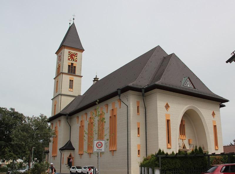 Maria Himmelfahrt Kirche Baienfurt