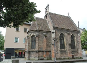 Orthodoxe Valentinskapelle Ulm