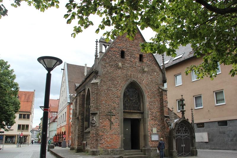 Valentinskapelle Ulm