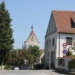 Weg zum Kloster Reichenau