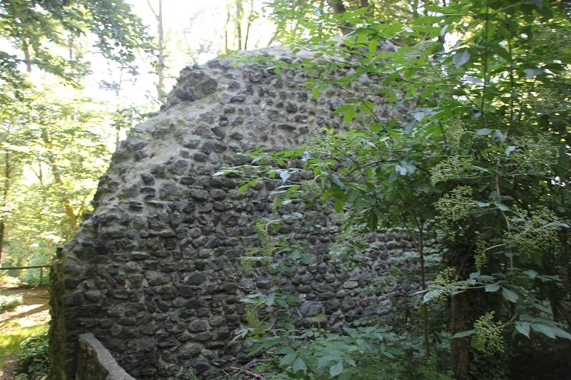 Burgruine Winterstettenstadt