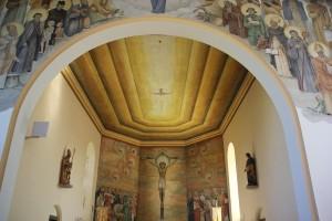 Heiligendarstellung Chor