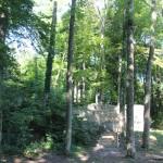 Kernburg von Vorburg aus Schenkenburg Winterstettenstadt - Kopie