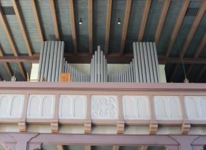 Orgel Kirche Ellwagen