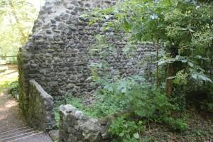 Raum der Schenkenburg Winterstettenstadt