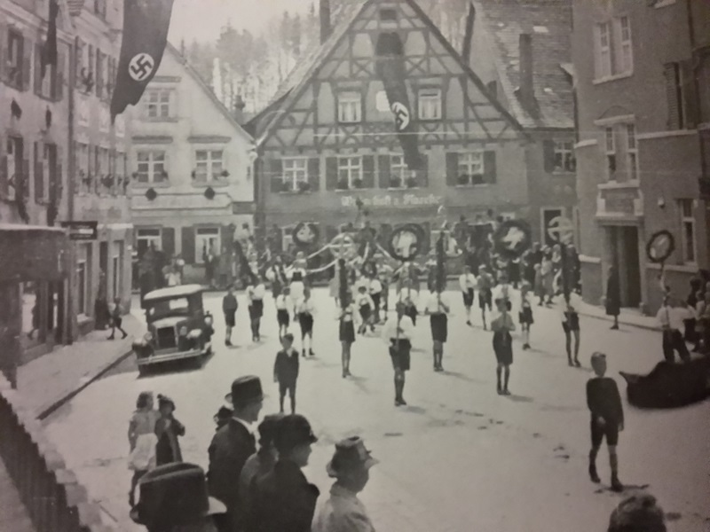Bad Waldsee 1939 NS Show