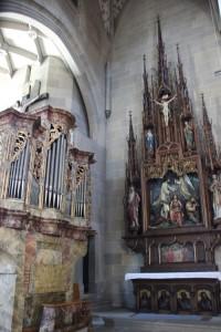 Gotik und Barock Muenster Ueberlingen