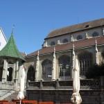 Langhaus Muenster Ueberlingen