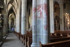 Mittelalterliche Malerei Muenster Ueberlingen